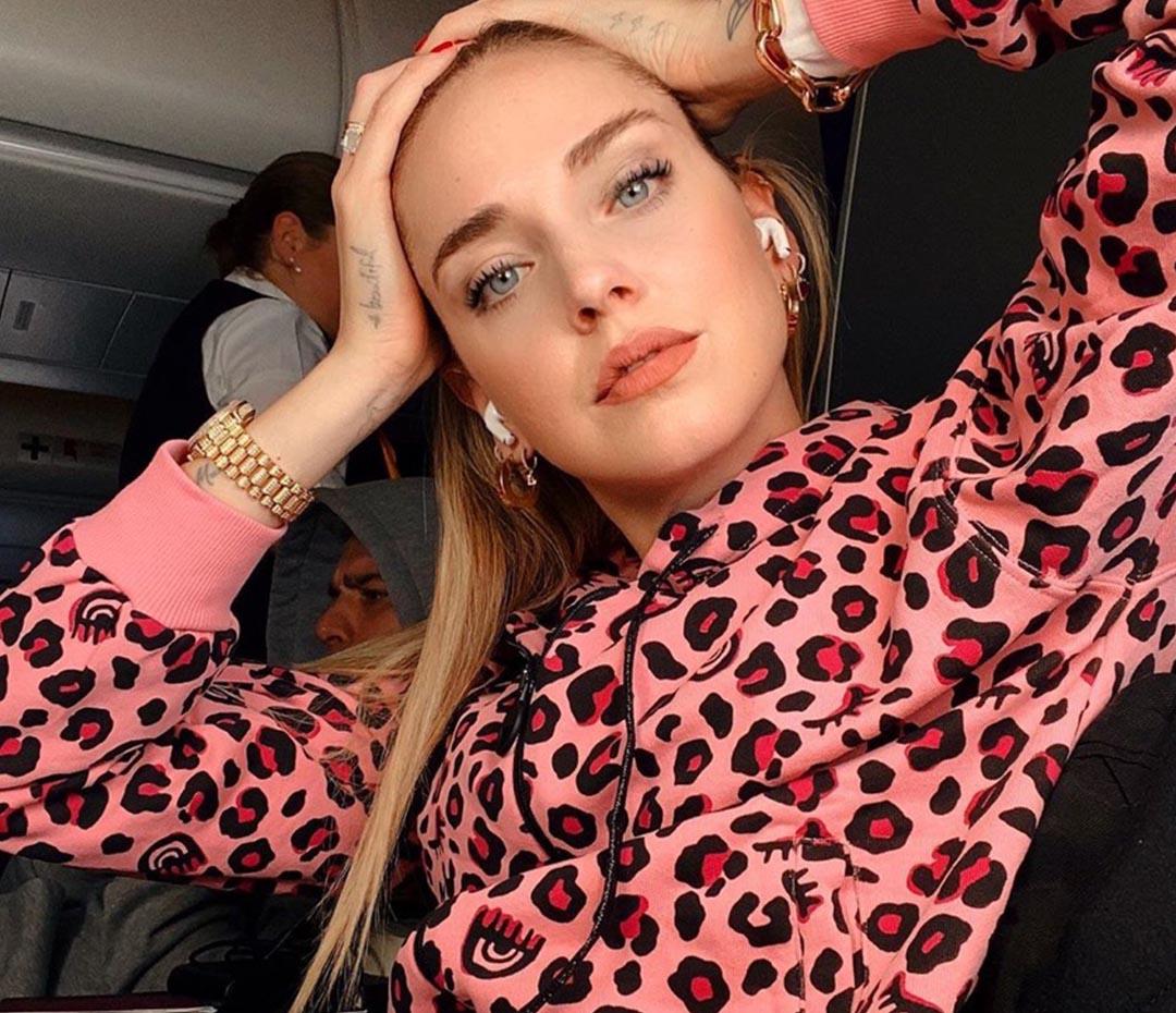 Chiara Ferragni presentó su nueva colección (y no todo es color de rosa para ella)