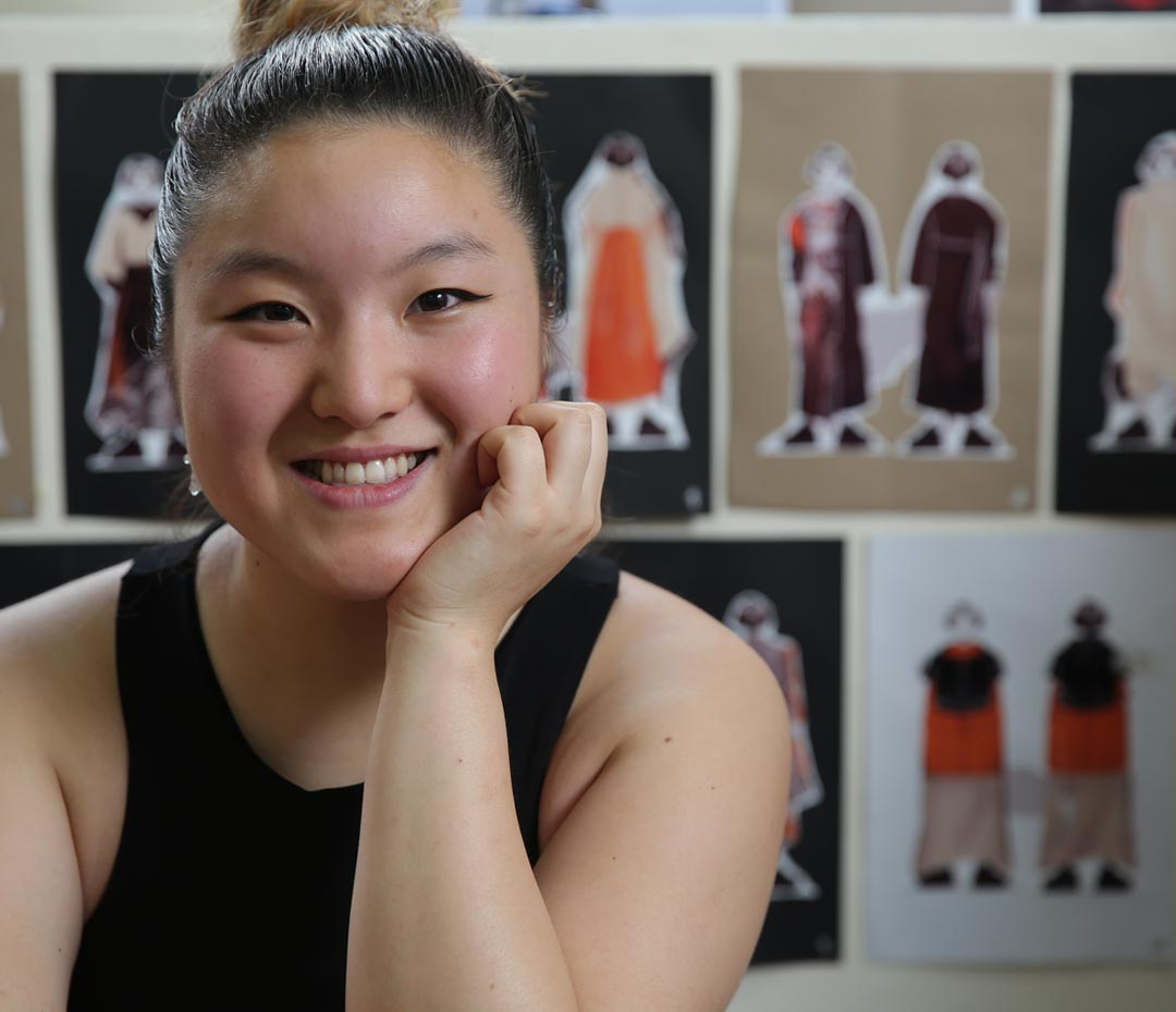 Para Ti Meet & Greet: la diseñadora de Nikkei sube el estilo japonés a la pasarela
