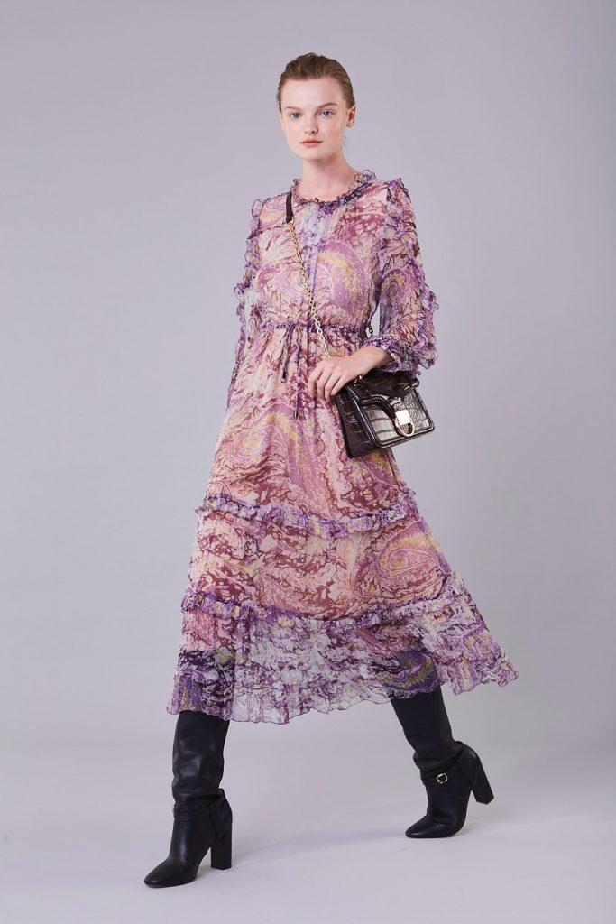 El vestido que usó Fabiola Yáñez en la tienda online de Cher.