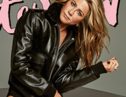 Jennifer Aniston revista Interview cumpleaños 51