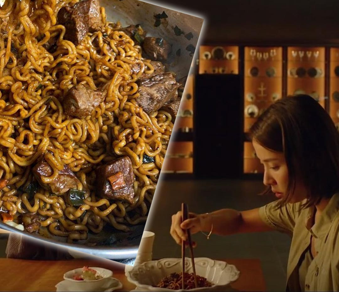 La receta del JjapaGuri, el plato de la película coreana Parasite, ganadora del Oscar