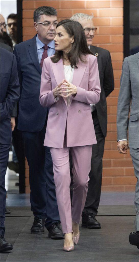 Letizia de rosa