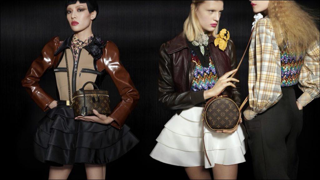La campaña de verano 2020 de Louis Vuitton con actrices y modelos