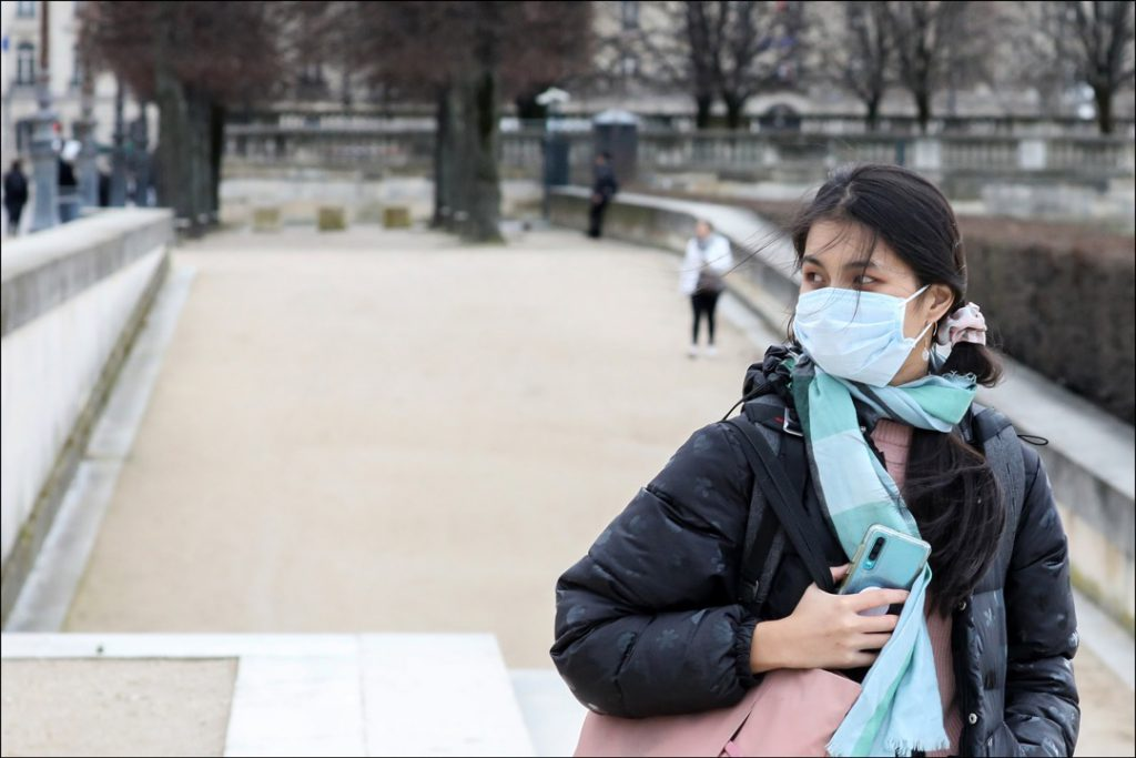 El Coronavirus ya es pandemia. Foto: Fotonoticias.