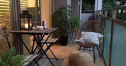 Balcones: ideas fáciles e ingeniosas para ambientar el espacio clave de la cuarentena