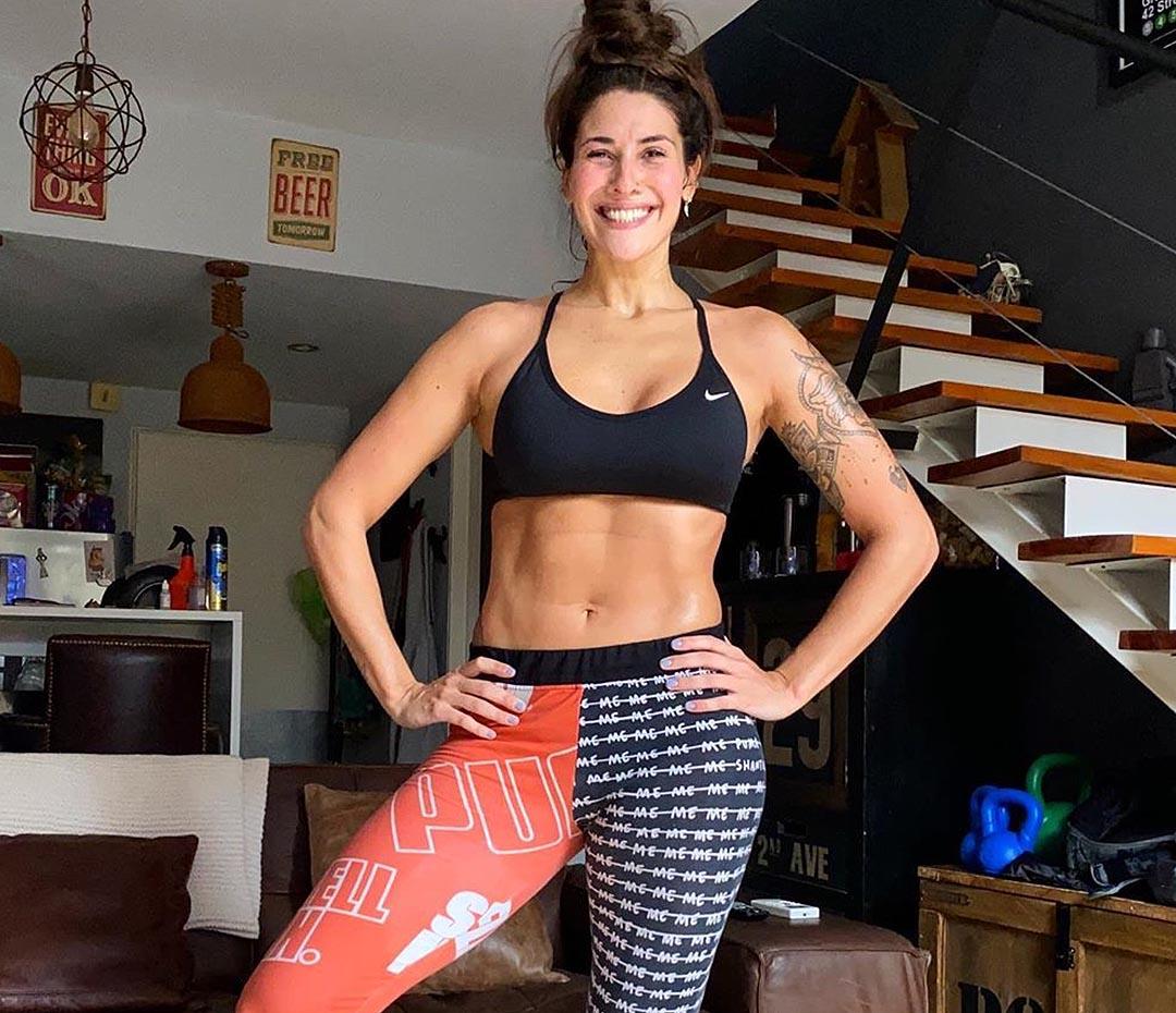 Este accesorio fitness de Ivana Nadal es