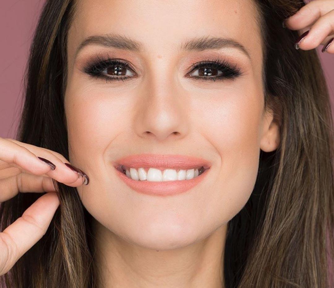 Paso a paso para maquillarte como Luli Fernández