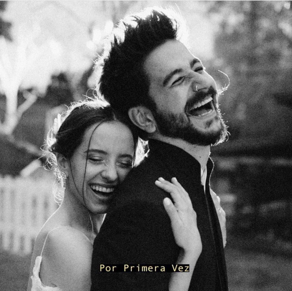 """Camilo y Evaluna presentan """"Por primera vez"""", una colaboración súper especial para ambos."""