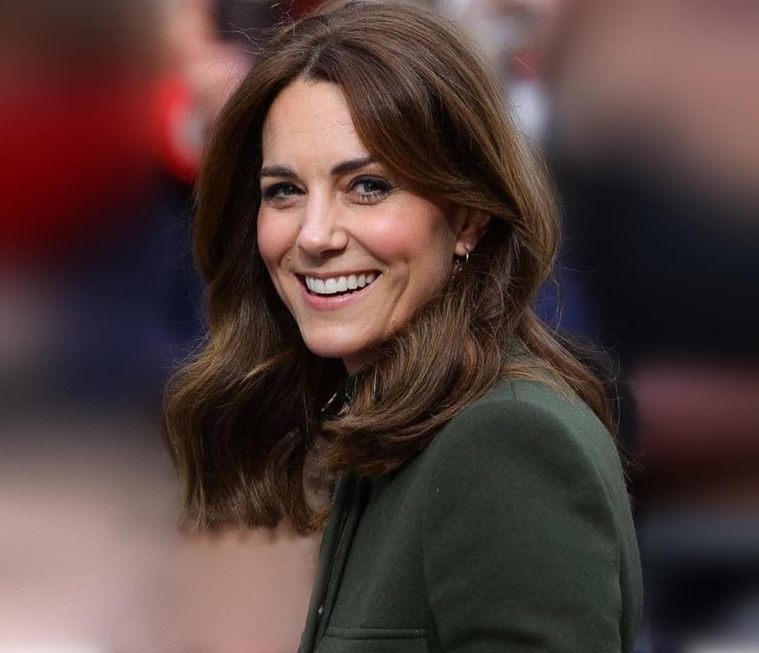 La postal del home office de Kate Middleton (espiamos su escritorio)