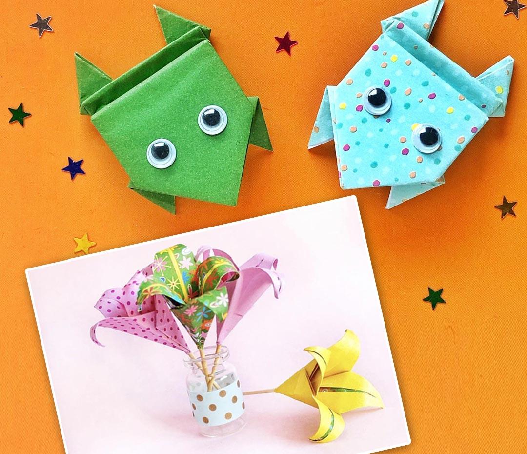 Activá tu creatividad de la mano del origami (¡es ahora o nunca!)