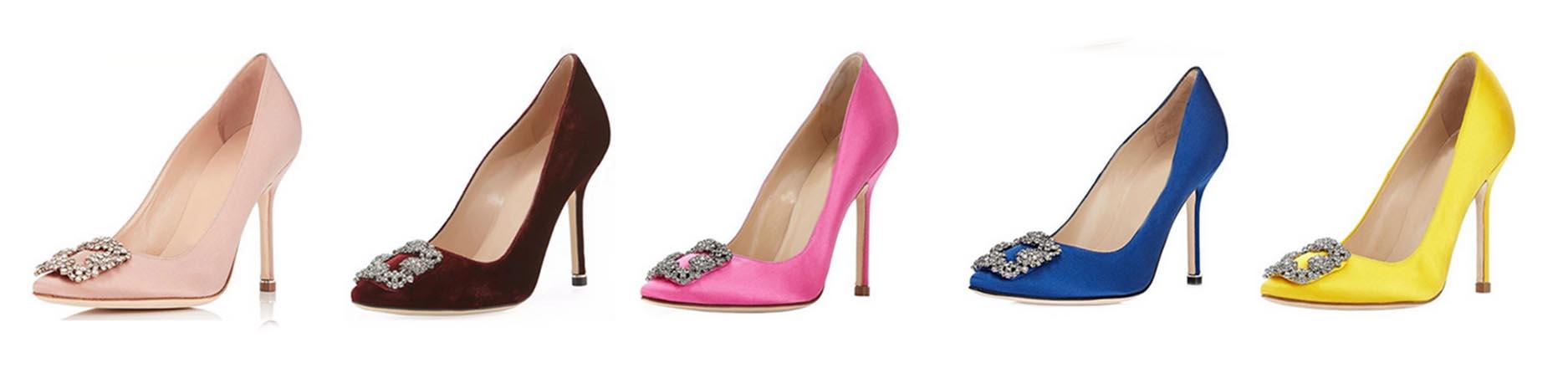 Tras las pasos de Carrie Bradshaw... estos son los zapatos que enamoran a Meghan Markle