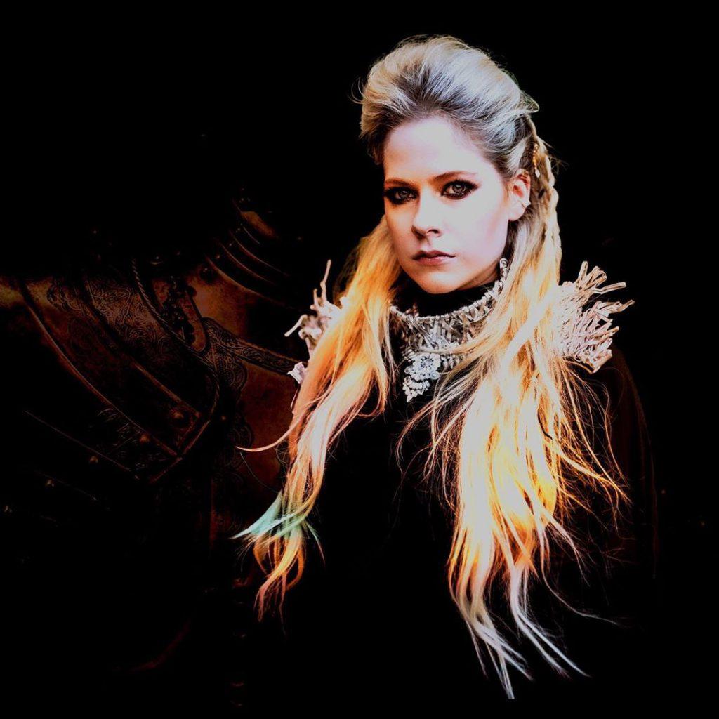 Avril Lavigne We are warriors