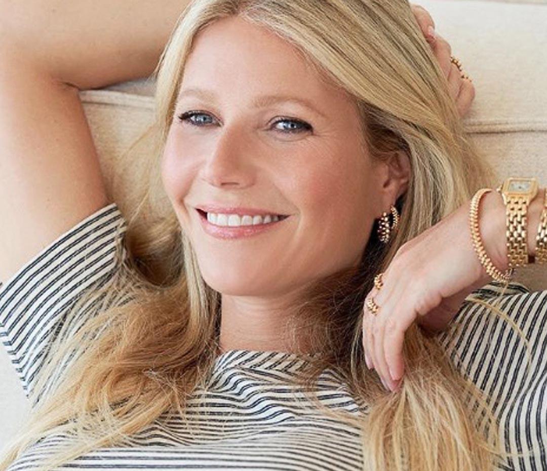 Gwyneth Paltrow conquista con su receta de