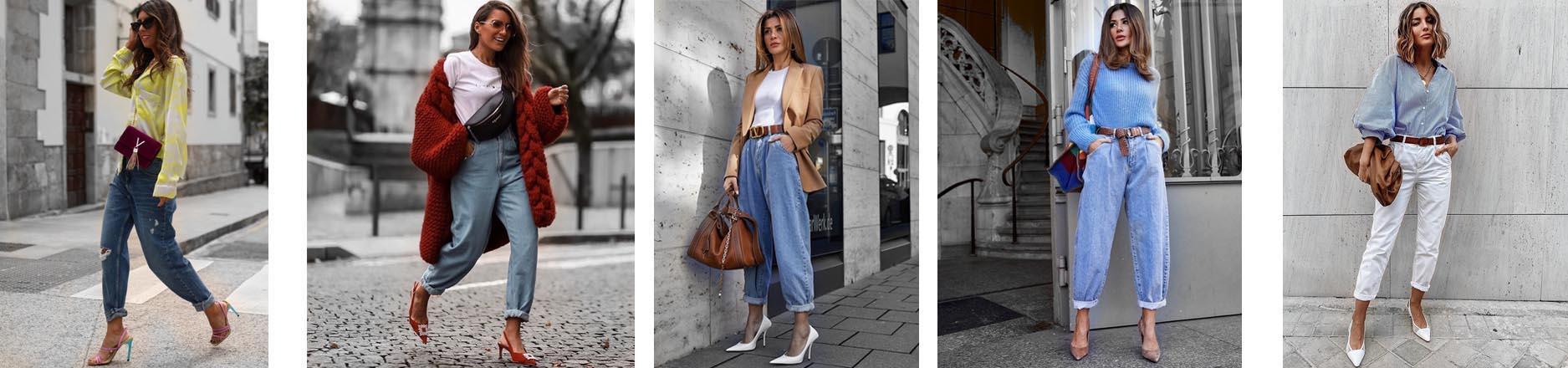 Volvieron los jeans de los años '80 (y te van esperar para cuando salgas a la calle)