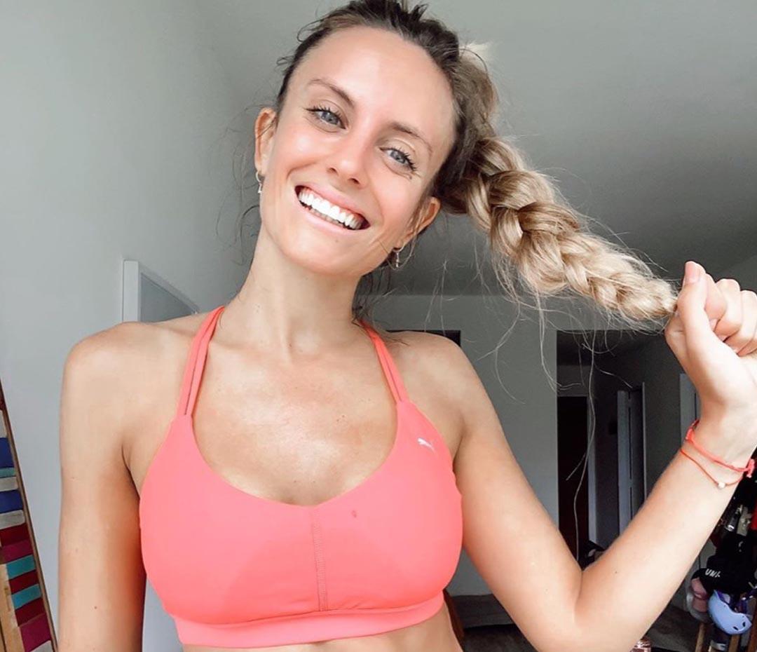 5 consejos de Melina Lezcano para estar motivada y en forma en cuarentena