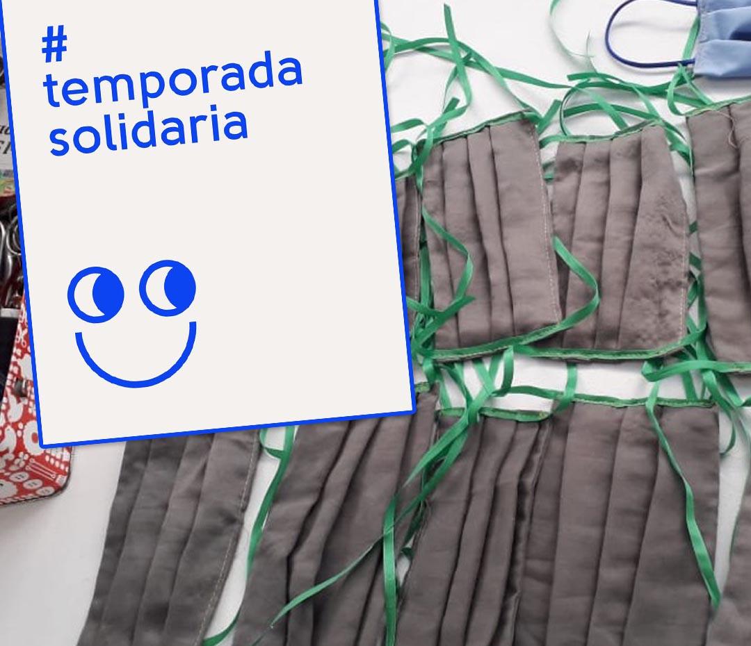 La moda argentina se une contra el coronavirus en