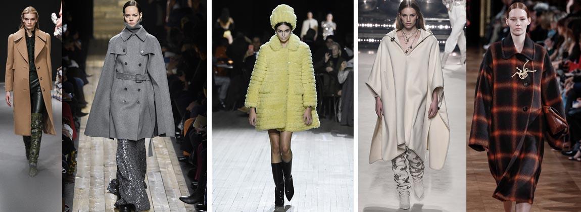Abrigos invierno 2020: glamour anti frío