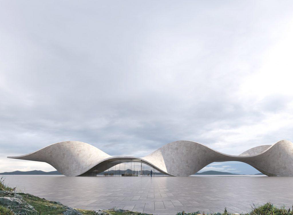 Antony Gibbon. Arquitectura conceptual