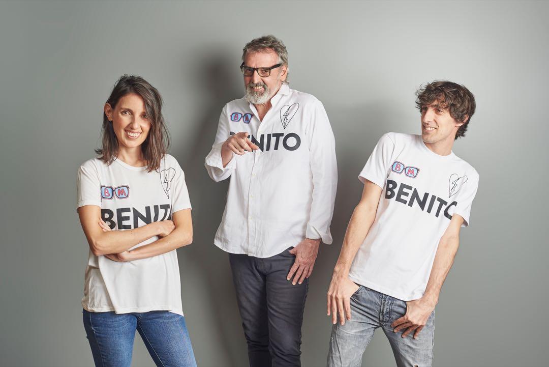 Benito Fernández renueva (y revoluciona) su marca de moda en familia