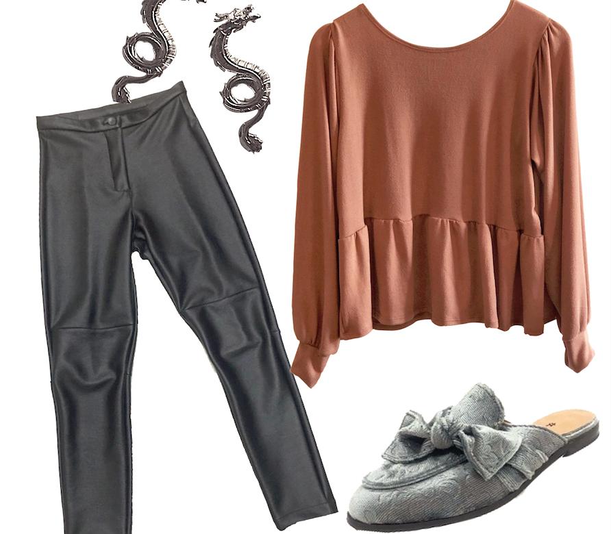 Armate un outfit accesible con los básicos de la temporada otoño-invierno 2020