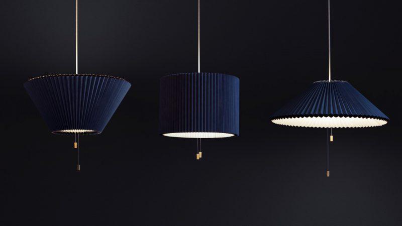 Lámparas innovadoras. Méduse