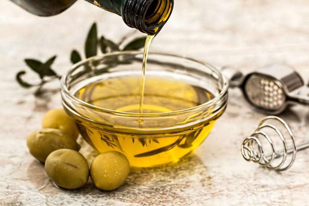 aceite de oliva sirtfood