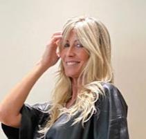 Soledad Solaro apostó a las texturas con dos looks súper trendies