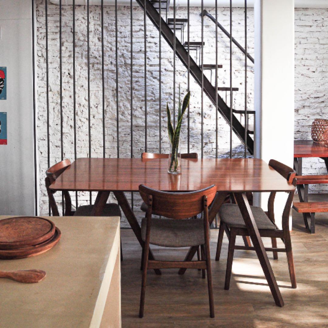 La remodelación de un PH abandonado en vivienda y oficina (con bajo presupuesto)