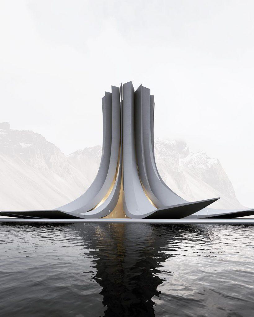 Roman Vlasov. Arquitectura especulativa