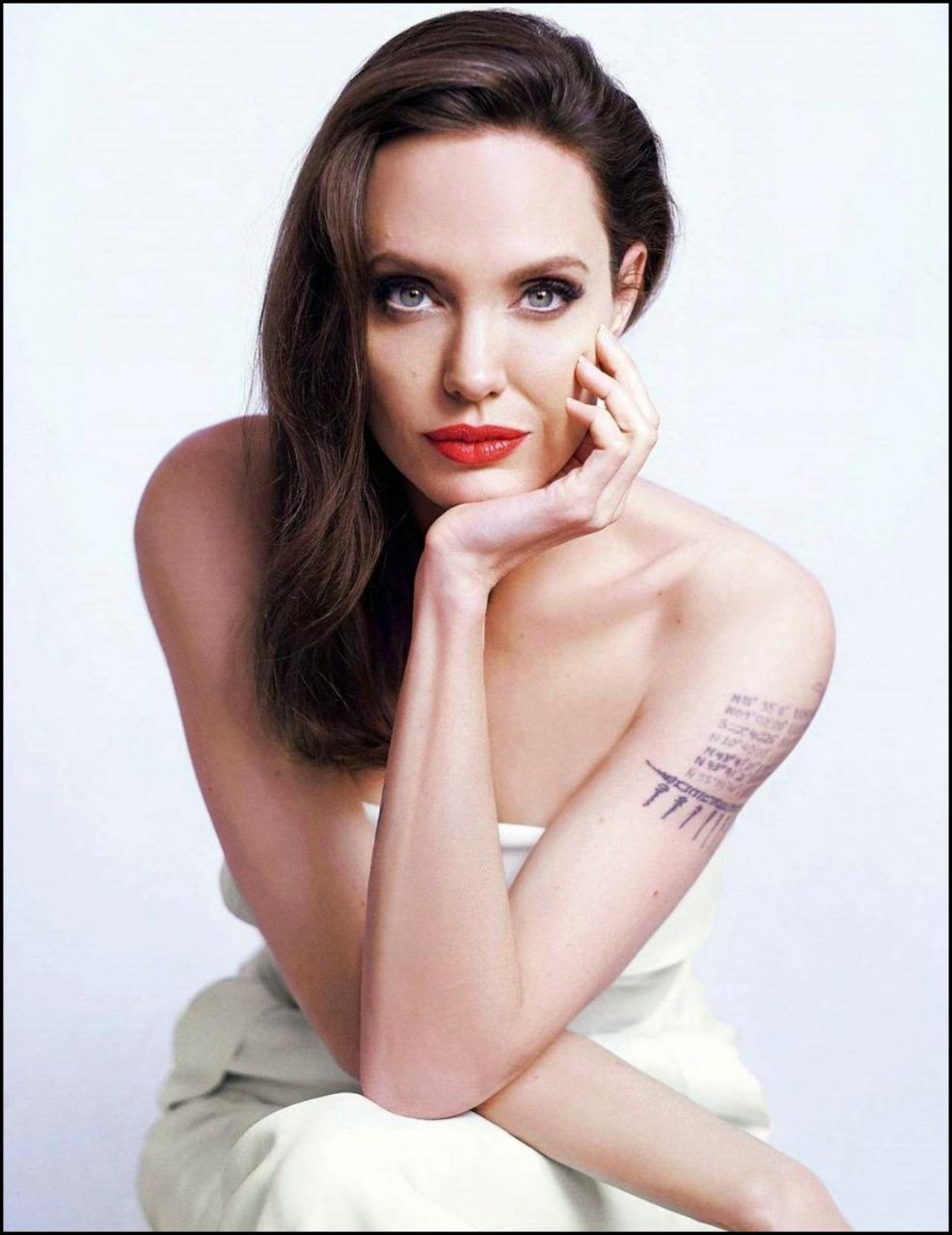 En el día del cumpleaños de Angelina Jolie, la historia de por qué Brad Pitt dejó a Jennifer Aniston