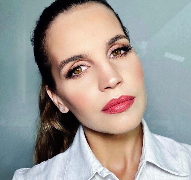 Paso a paso, el make up de Sabrina Garciarena