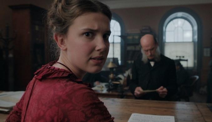 La hermana de Sherlock llega a Netflix — Enola Holmes