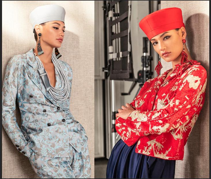 Femenina y singular: la moda según Armani