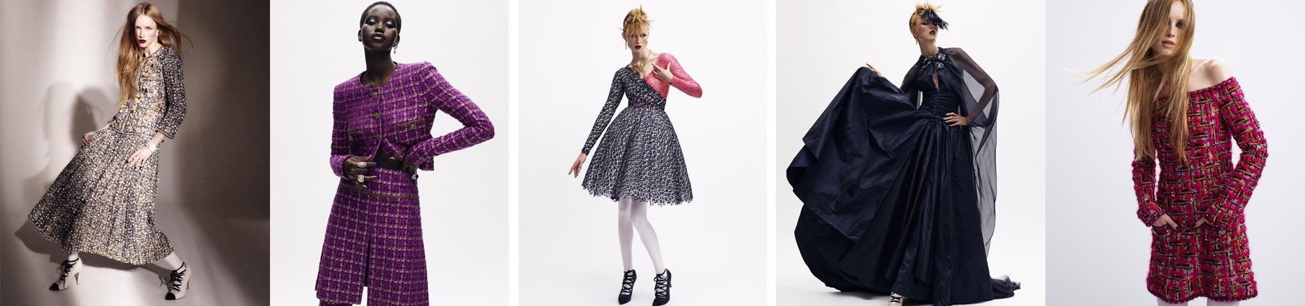 Chanel rinde tributo a Karl Lagerfeld en su colección Alta Costura 2020/2021