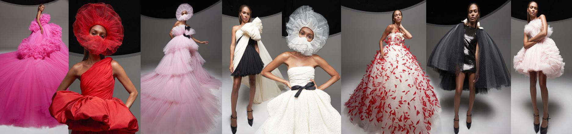 Virtual, artístico y fascinante: el show de alta costura de Giambattista Valli colección 2020/2021