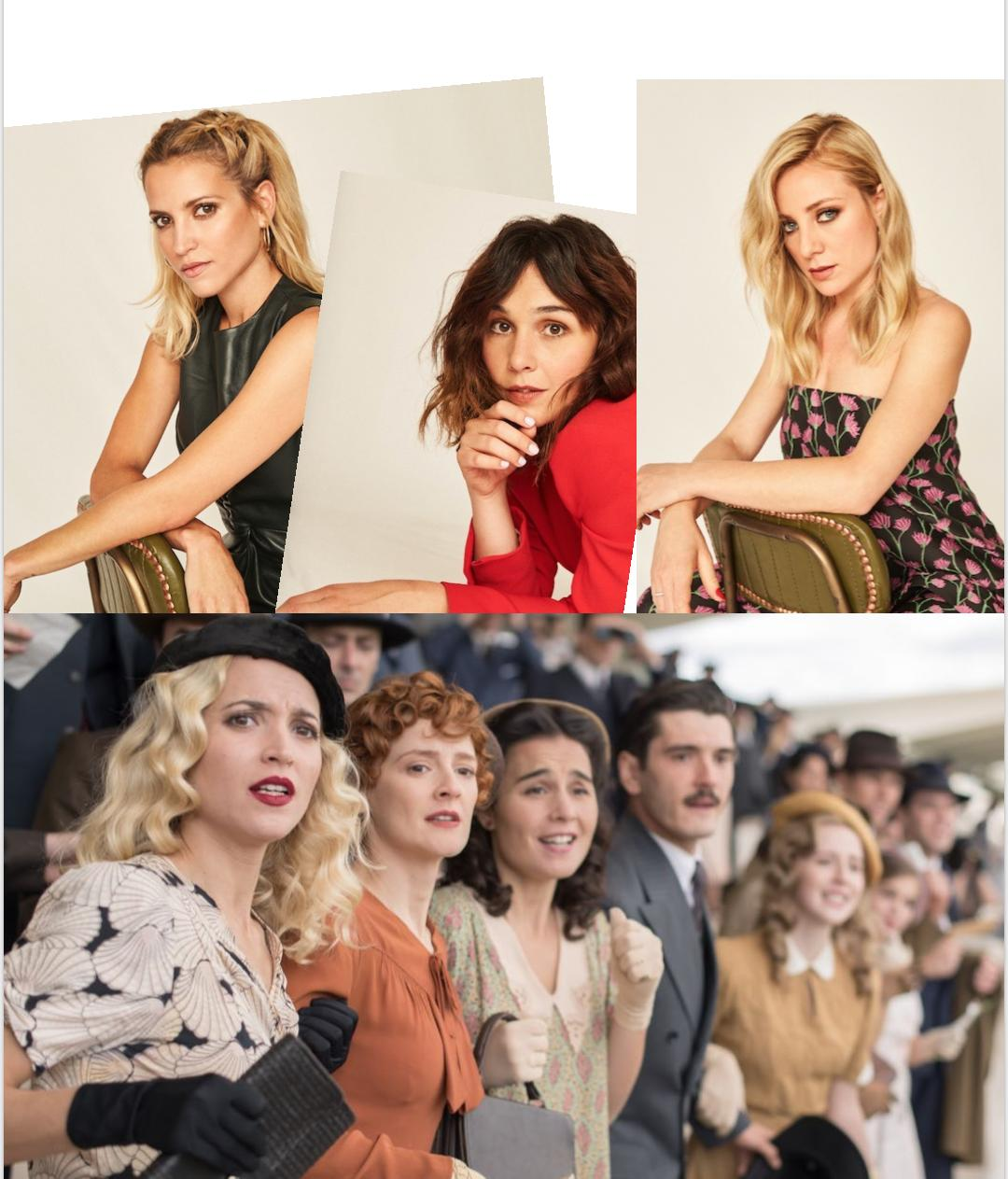 Las Chicas del Cable: antes del estreno de la temporada final, la despedida de sus protagonistas