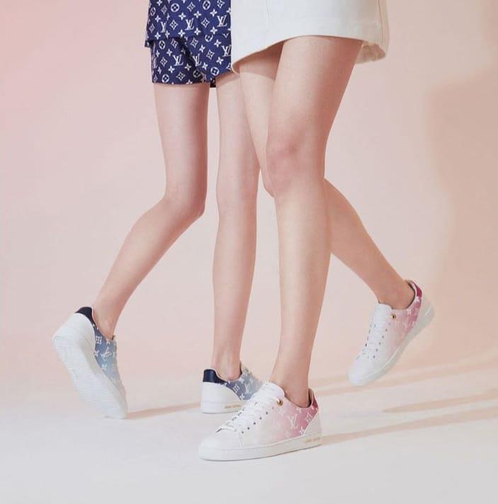 Zapatillas de lujo: el nuevo ítem que las marcas Nº1 quieren tener en sus colecciones