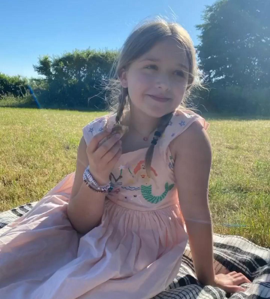 Victoria y David Beckham celebran el cumpleaños de su hija Harper con las fotos más lindas