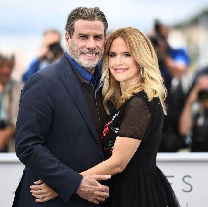 Murió la actriz Kelly Preston, esposa de John Travolta