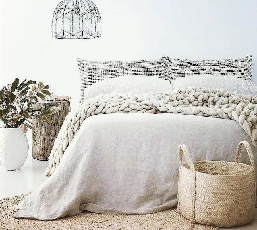 La tendencia deco que hará que tu cama se vea perfecta (y es ideal cuando tenés poco presupuesto)