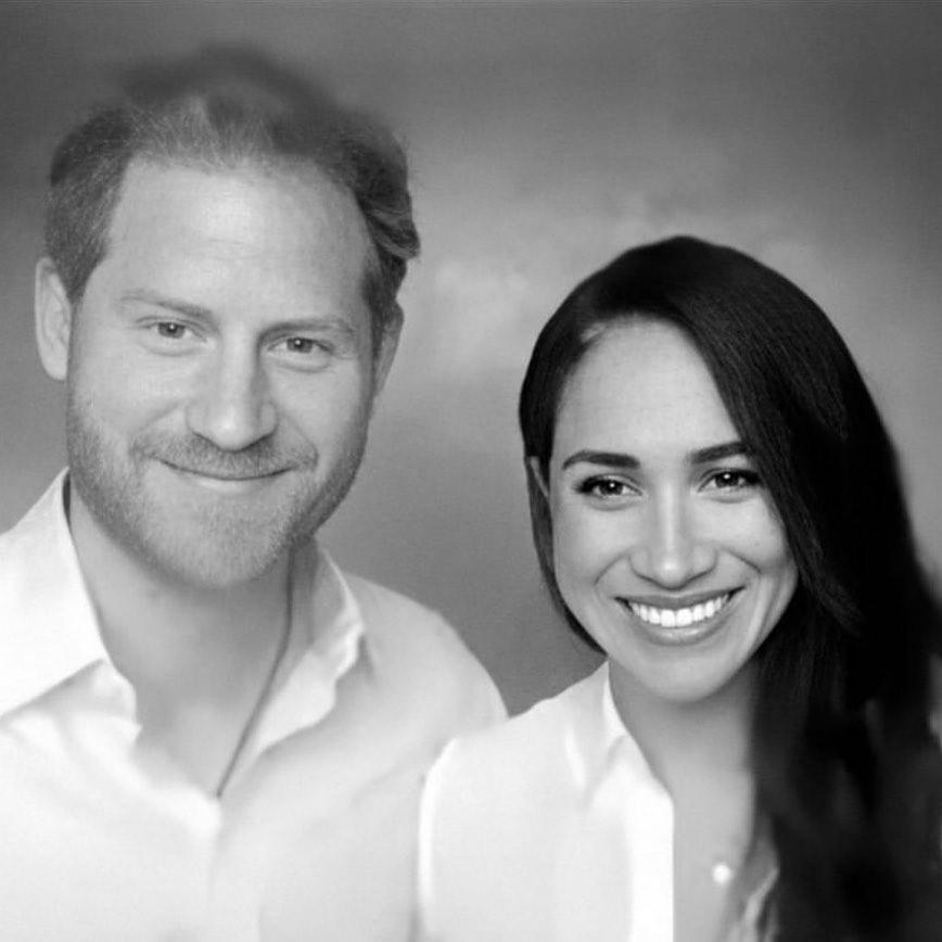 Meghan y Harry volvieron a sus deberes reales a través de una videoconferencia