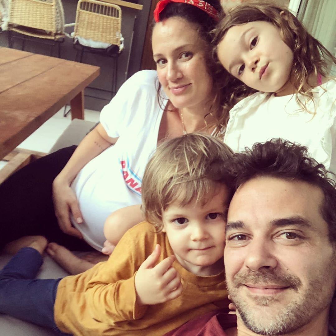 Mirá la sorpresa que Paula Chaves y Pedro Alfonso le dieron a sus hijos