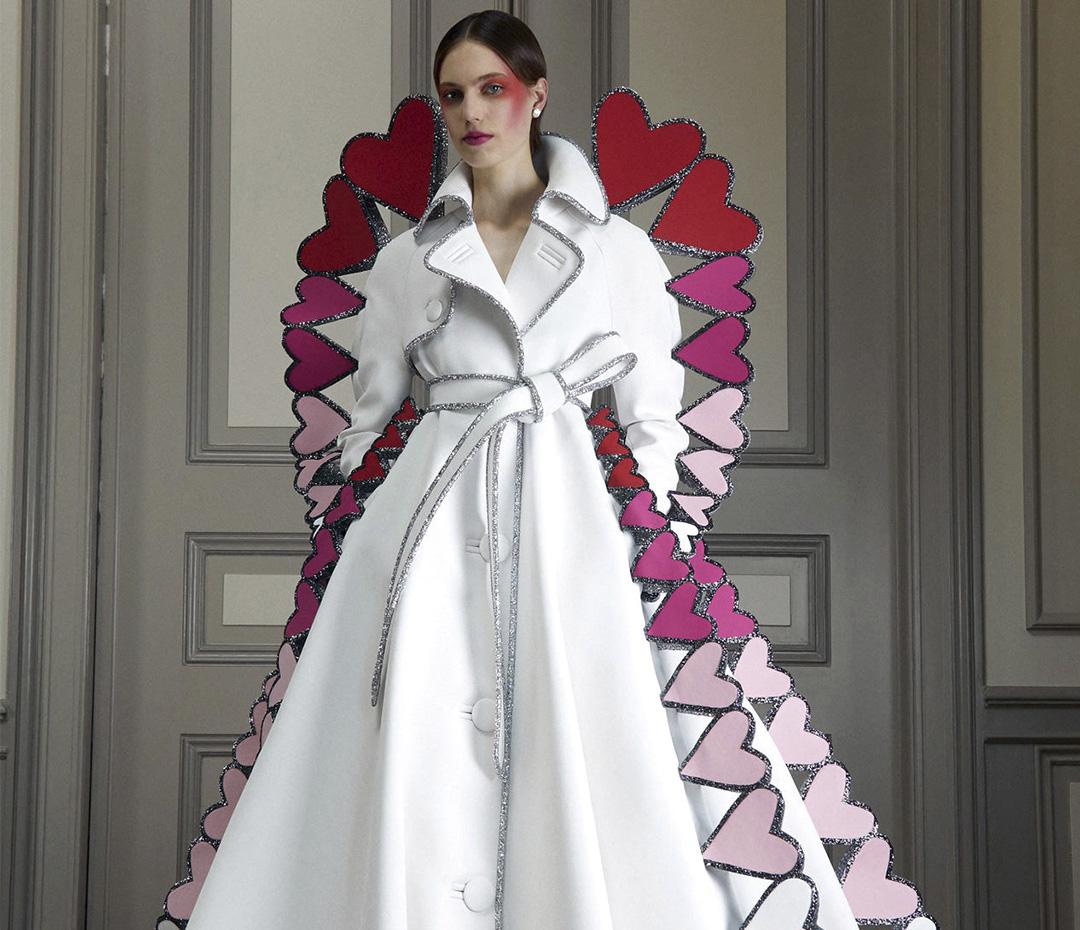 El arte y la creatividad se agudizan en tiempos de pandemia (así lo demuestra la nueva colección de alta costura de Viktor & Rolf)