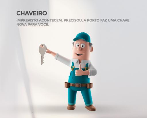 Chaveiro Residencial