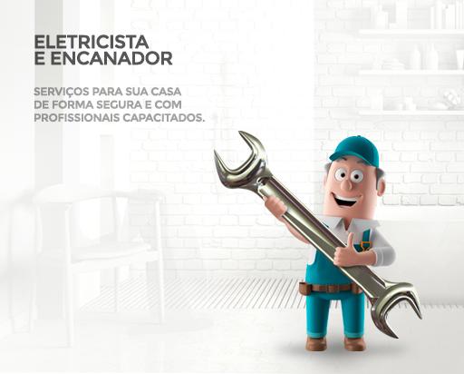 Eletricista e encanador