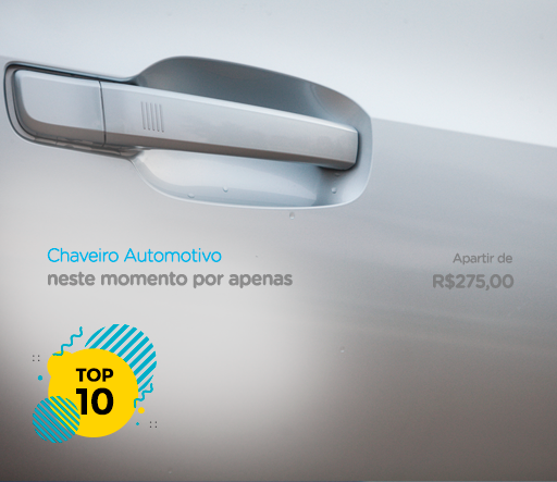 Chaveiro Automotivo