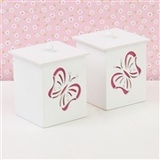 Kit Higiene Butterfly Rosa