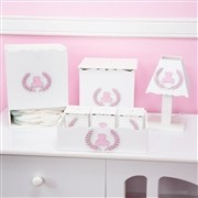 Kit Higiene Teddy Rosa