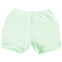 Shorts Verde 3 a 6 Meses