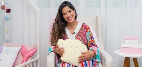 Camilla Camargo se emociona ao conhecer o quarto de Júlia - Camilla Camargo